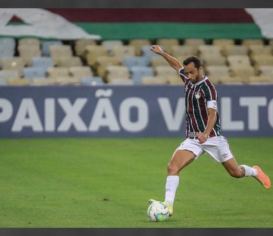 Fluminense e Vasco ao vivo - Foto-Lucas Merçon-FFC
