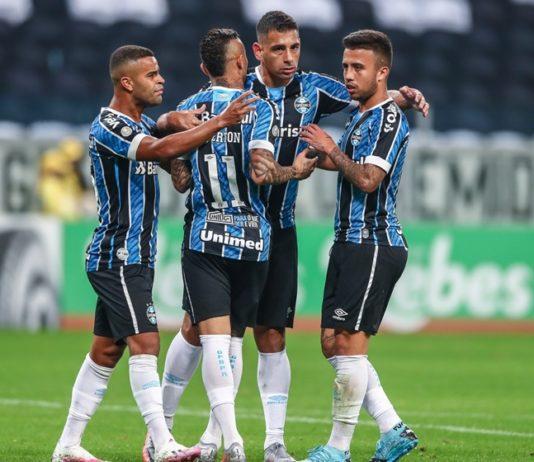 Grêmio x Caxias ao vivo - Foto-Lucas Uebel - Grêmio FBPA