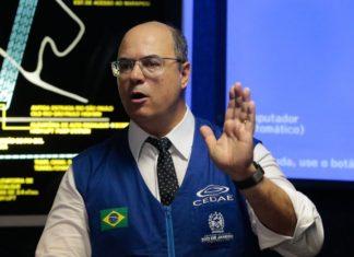 Wilson Witzel - Tomaz Silva-Agência Brasil