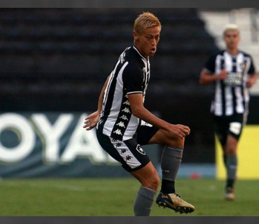 Botafogo x Coritiba ao vivo