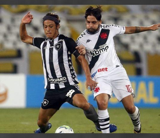 Botafogo x Vasco ao vivo - Vitor Silva-Botafogo-Direitos Reservados