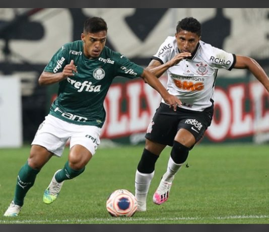 Corinthians x Palmeiras ao vivo - Foto-Cesar Greco-Palmeiras