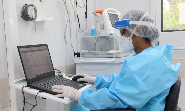 Coronavirus antiviral - Erasmo Salomão-MS