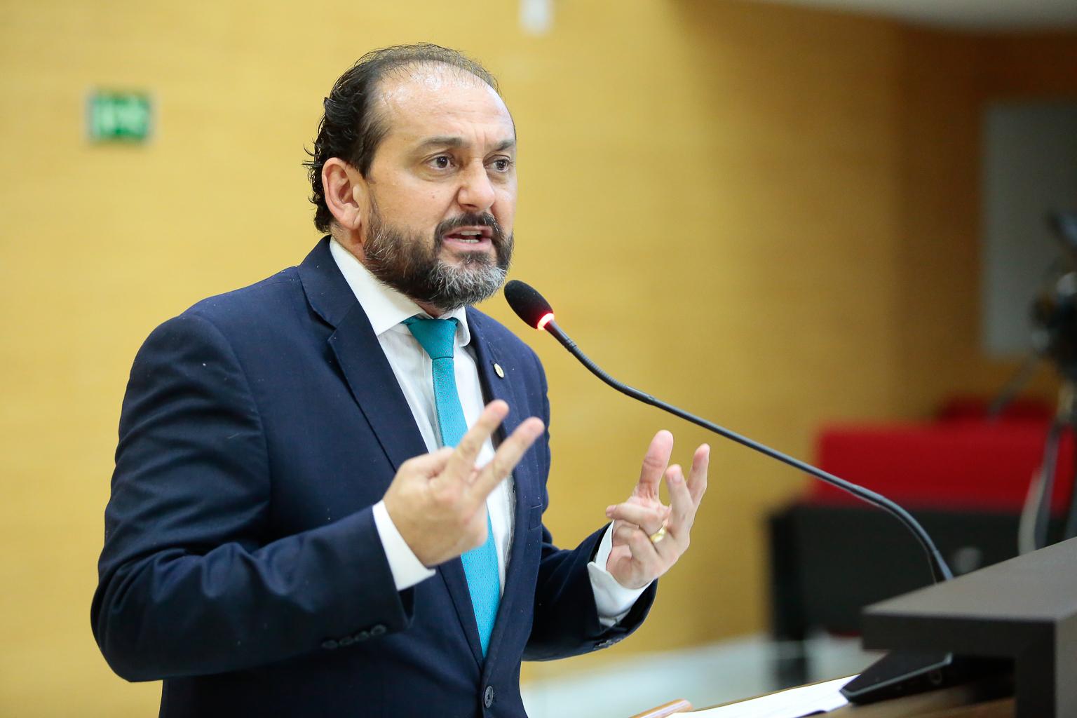 Deputado laerte gomes - 3 - Foto-Marcos Figueira-ALE-RO