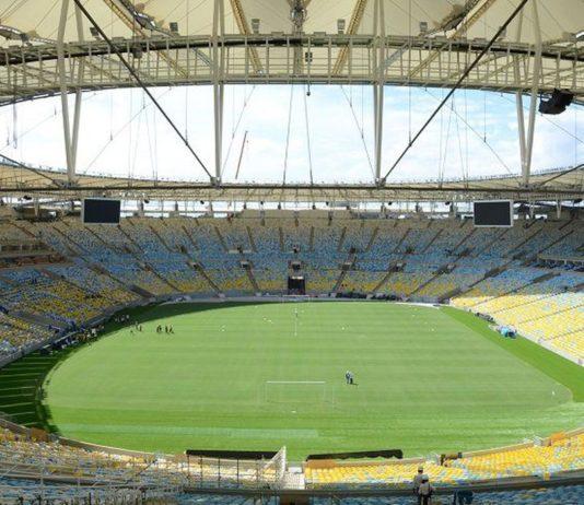 Estádio Maracanã - Divulgação-Secretaria de Cultura do Rio de Janeiro