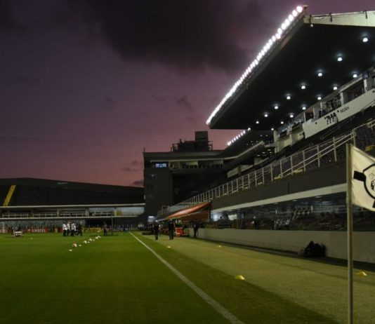 Estadio Vila Belmiro - Santos - Ivan Storti-Santos FC