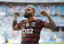Flamengo - Alexandre Vidal - Flamengo-Direitos Reservados