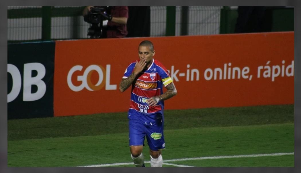 Fortaleza x Sport ao vivo - Foto-Márcio Persivo-Fortaleza EC