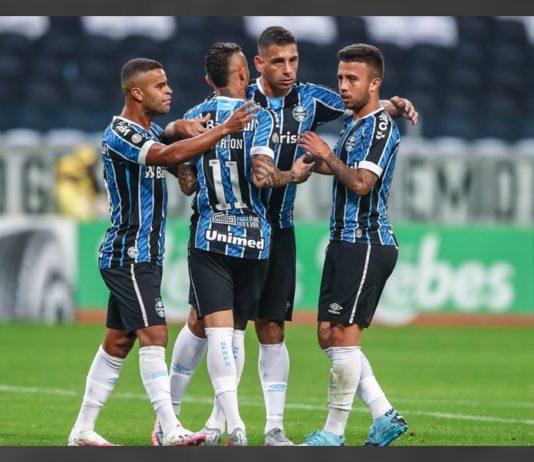 Grêmio x Fortaleza ao vivo