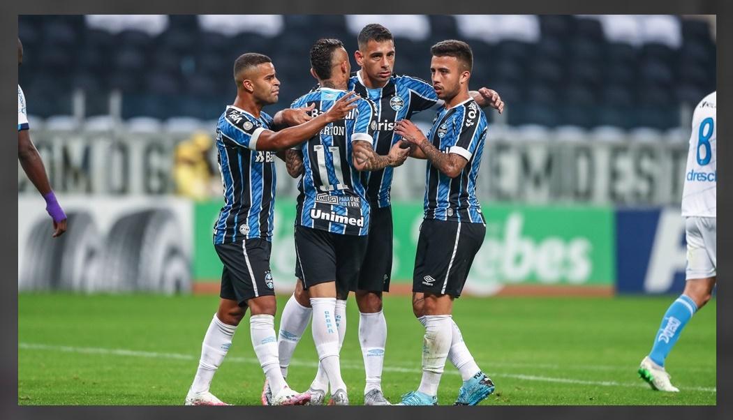 Grêmio x Sport ao vivo - Foto-Lucas Uebel - Grêmio FBPA