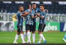 Grêmio x Universidad Católica ao vivo - Foto-Lucas Uebel - Grêmio FBPA