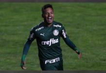 Guaraní-PAR x Palmeiras ao vivo - Foto-Cesar Greco – Ag. Palmeiras