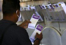 Loterias -Lotofacil - Marcelo Camargo-Agência Brasil