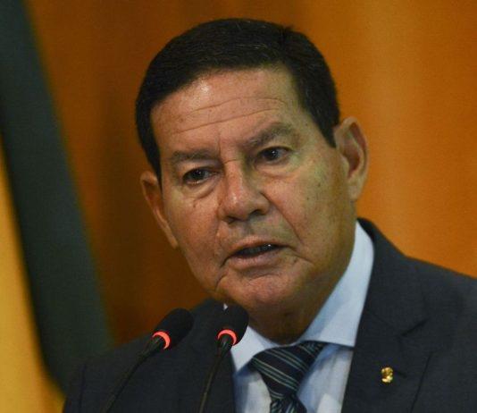 Mourão - Marcelo Camargo-Agência Brasil