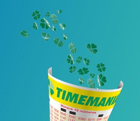 Timemania 1534 – Foto: Divulgação/Caixa