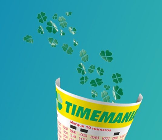 Timemania 1542 – Foto: Divulgação/Caixa
