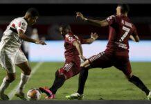 São Paulo x River Plate ao vivo - Foto-Staff Images - CONMEBOL