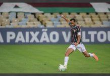 Sport x Fluminense ao vivo - Foto-Lucas Merçon-FFC