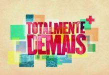 Totalmente Demais de hoje 15/09/2020 — Foto: Divulgação/Globo