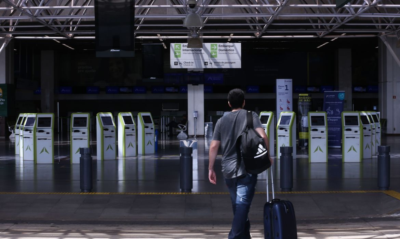 aeroporto - Marcello Casal Jr-Agência Brasil