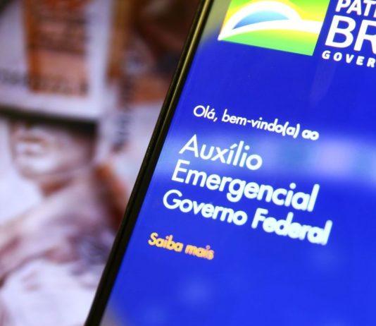 aplicativo auxilio - Marcelo Camargo-Agência Brasil