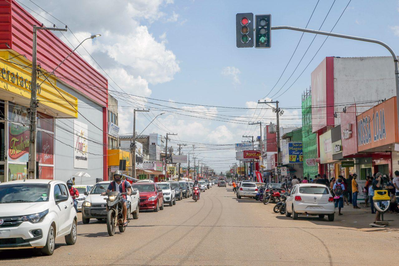 Comércio-empresas-trânsito-Secom - Governo de Rondônia