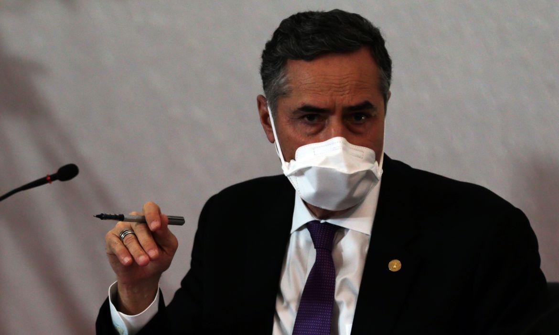 ministro Luís Roberto Barroso - Marcello Casal Jr-Agência Brasil