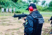 policia penal - SEJUS_ESEP_Secom - Governo de Rondônia