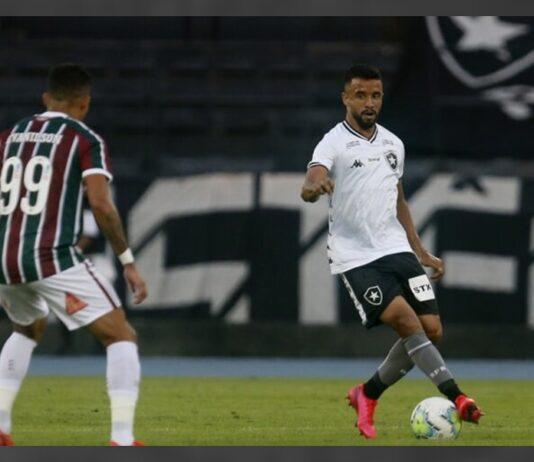 Botafogo x Fluminense ao vivo - Foto-Vitor Silva-Botafogo
