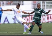Bragantino x Palmeiras
