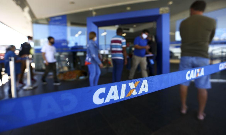 Caixa - Marcelo Camargo-Agência Brasil