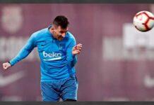Celta de Vigo x Barcelona ao vivo - Foto_Divulgação_Barcelona_Twitter_@FCBarcelona