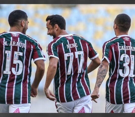 Fluminense x Ceará ao vivo