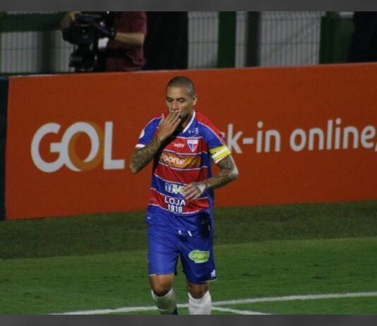 Fortaleza e Atlético-GO - Foto-Márcio Persivo-Fortaleza EC