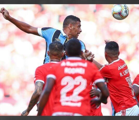 Grêmio x Internacional ao vivo - Foto - Lucas Uebel-Grêmio FBPA