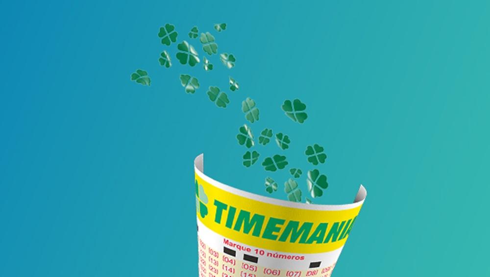 Timemania 1545 – Foto: Divulgação/Caixa