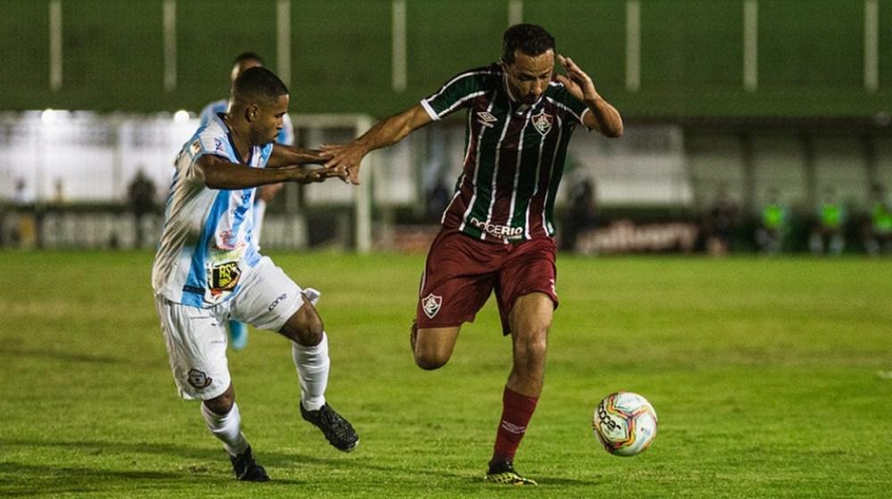 Macaé x Fluminense ao vivo